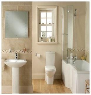 bathroom fixture installations
