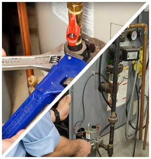 water heater and boiler installations and repairs