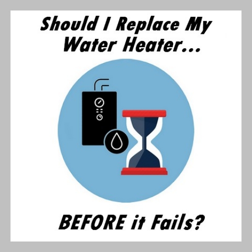 should i replace water heater